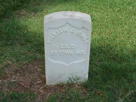ENOS (VETERAN UNION), WILLIAM - Pulaski County, Arkansas | WILLIAM ENOS (VETERAN UNION) - Arkansas Gravestone Photos