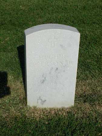 EPPERSON, JR (VETERAN WWII), HUGHIE - Pulaski County, Arkansas   HUGHIE EPPERSON, JR (VETERAN WWII) - Arkansas Gravestone Photos