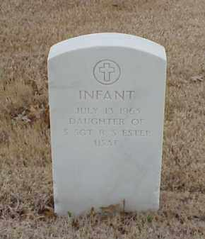 ESTEP, INFANT DAUGHTER - Pulaski County, Arkansas | INFANT DAUGHTER ESTEP - Arkansas Gravestone Photos