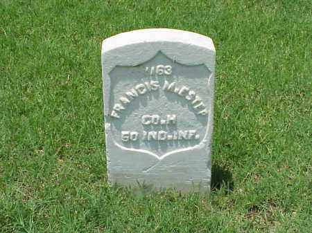 ESTEP (VETERAN UNION), FRANCIS M - Pulaski County, Arkansas | FRANCIS M ESTEP (VETERAN UNION) - Arkansas Gravestone Photos