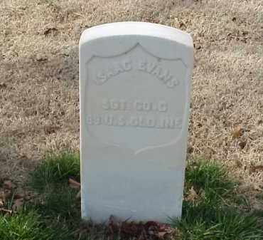 EVANS (VETERAN UNION), ISAAC - Pulaski County, Arkansas | ISAAC EVANS (VETERAN UNION) - Arkansas Gravestone Photos