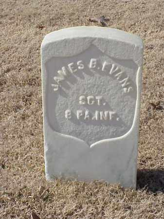 EVANS (VETERAN UNION), JAMES B - Pulaski County, Arkansas | JAMES B EVANS (VETERAN UNION) - Arkansas Gravestone Photos