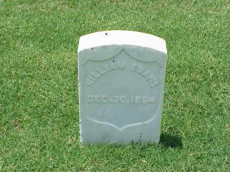 EVANS (VETERAN UNION), WILLIAM - Pulaski County, Arkansas | WILLIAM EVANS (VETERAN UNION) - Arkansas Gravestone Photos
