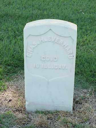 EVERHARD (VETERAN UNION), CHARLES H - Pulaski County, Arkansas | CHARLES H EVERHARD (VETERAN UNION) - Arkansas Gravestone Photos