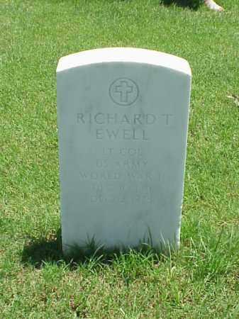 EWELL (VETERAN WWII), RICHARD T - Pulaski County, Arkansas | RICHARD T EWELL (VETERAN WWII) - Arkansas Gravestone Photos