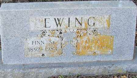EWING, ALICE L - Pulaski County, Arkansas | ALICE L EWING - Arkansas Gravestone Photos