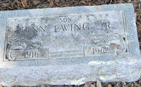 EWING, JR, FINN - Pulaski County, Arkansas | FINN EWING, JR - Arkansas Gravestone Photos