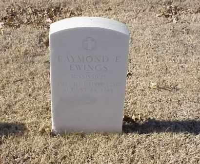 EWINGS (VETERAN WWI), RAYMOND E - Pulaski County, Arkansas | RAYMOND E EWINGS (VETERAN WWI) - Arkansas Gravestone Photos