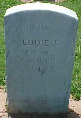 EXUM, EDDIE F. - Pulaski County, Arkansas | EDDIE F. EXUM - Arkansas Gravestone Photos