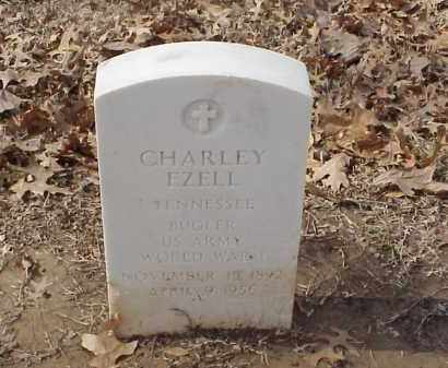 EZELL (VETERAN WWI), CHARLEY - Pulaski County, Arkansas | CHARLEY EZELL (VETERAN WWI) - Arkansas Gravestone Photos