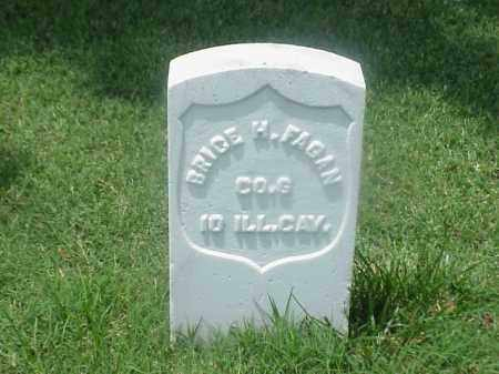 FAGAN (VETERAN UNION), BRICE H - Pulaski County, Arkansas | BRICE H FAGAN (VETERAN UNION) - Arkansas Gravestone Photos