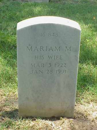 FAIR, MARIAM M - Pulaski County, Arkansas | MARIAM M FAIR - Arkansas Gravestone Photos