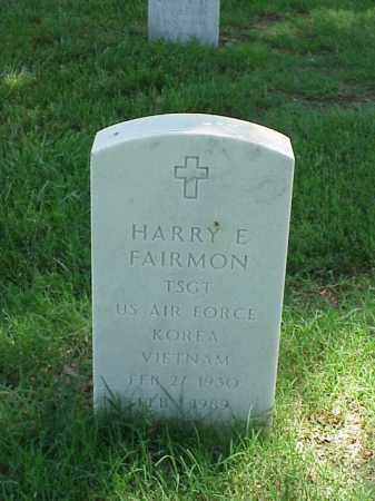 FAIRMON (VETERAN 2 WARS), HARRY E - Pulaski County, Arkansas | HARRY E FAIRMON (VETERAN 2 WARS) - Arkansas Gravestone Photos