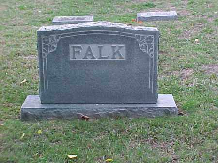 FALK FAMILY STONE,  - Pulaski County, Arkansas |  FALK FAMILY STONE - Arkansas Gravestone Photos