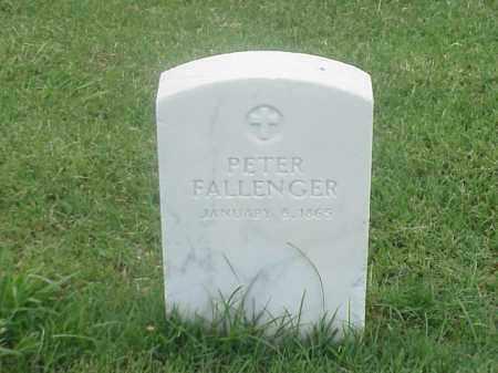 FALLENGER (VETERAN UNION), PETER - Pulaski County, Arkansas | PETER FALLENGER (VETERAN UNION) - Arkansas Gravestone Photos