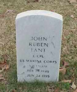 FANT (VETERAN VIET), JOHN RUBEN - Pulaski County, Arkansas | JOHN RUBEN FANT (VETERAN VIET) - Arkansas Gravestone Photos