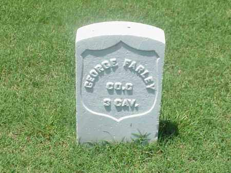 FARLEY (VETERAN UNION), GEORGE - Pulaski County, Arkansas | GEORGE FARLEY (VETERAN UNION) - Arkansas Gravestone Photos