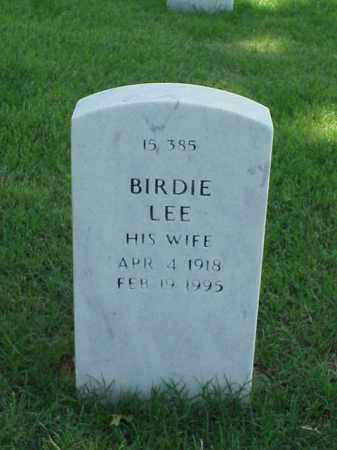 FARMER, BIRDIE LEE - Pulaski County, Arkansas | BIRDIE LEE FARMER - Arkansas Gravestone Photos
