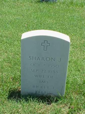 FARRIS, SHARON J - Pulaski County, Arkansas | SHARON J FARRIS - Arkansas Gravestone Photos