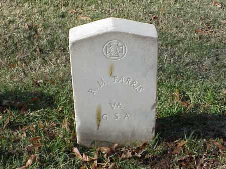 FARRIS (VETERAN CSA), R M - Pulaski County, Arkansas | R M FARRIS (VETERAN CSA) - Arkansas Gravestone Photos