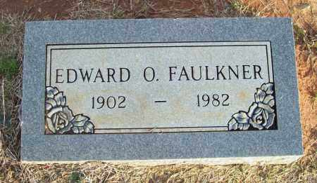 FAULKNER, EDWARD ORIN - Pulaski County, Arkansas | EDWARD ORIN FAULKNER - Arkansas Gravestone Photos