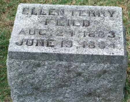 FEILD, ELLEN TERRY - Pulaski County, Arkansas | ELLEN TERRY FEILD - Arkansas Gravestone Photos