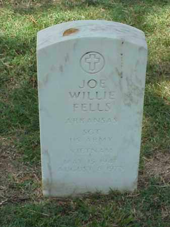 FELLS (VETERAN VIET), JOE WILLIE - Pulaski County, Arkansas | JOE WILLIE FELLS (VETERAN VIET) - Arkansas Gravestone Photos