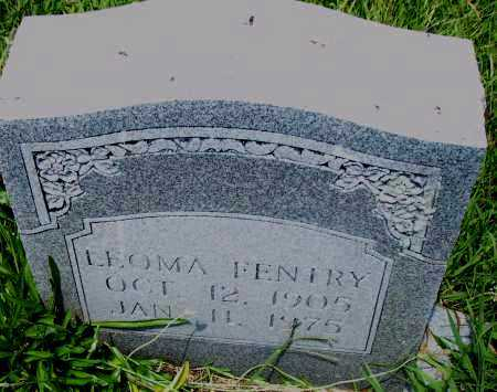 FENRY, LEOMA - Pulaski County, Arkansas | LEOMA FENRY - Arkansas Gravestone Photos
