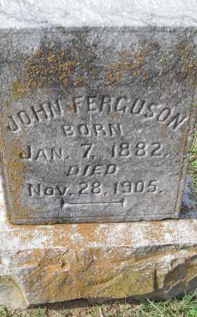 FERGUSON, JOHN - Pulaski County, Arkansas | JOHN FERGUSON - Arkansas Gravestone Photos