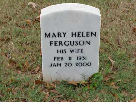 FERGUSON, MARY HELEN - Pulaski County, Arkansas | MARY HELEN FERGUSON - Arkansas Gravestone Photos