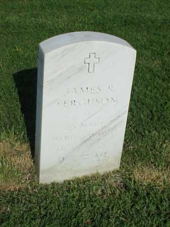 FERGUSON (VETERAN WWII), JAMES R - Pulaski County, Arkansas | JAMES R FERGUSON (VETERAN WWII) - Arkansas Gravestone Photos