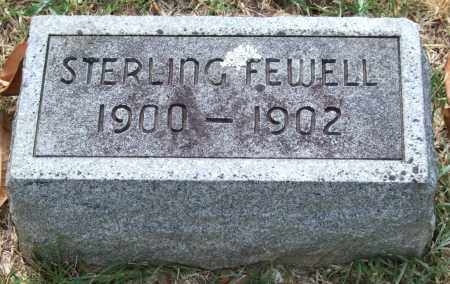 FEWELL, STERLING - Pulaski County, Arkansas | STERLING FEWELL - Arkansas Gravestone Photos
