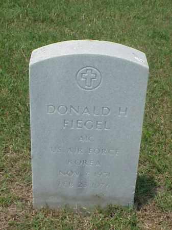 FIEGEL (VETERAN KOR), DONALD H - Pulaski County, Arkansas | DONALD H FIEGEL (VETERAN KOR) - Arkansas Gravestone Photos
