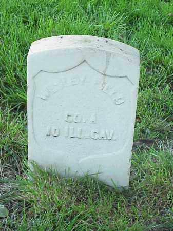 FIELD (VETERAN UNION), WESLEY - Pulaski County, Arkansas | WESLEY FIELD (VETERAN UNION) - Arkansas Gravestone Photos
