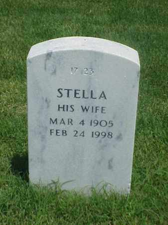FIELDS, STELLA - Pulaski County, Arkansas | STELLA FIELDS - Arkansas Gravestone Photos