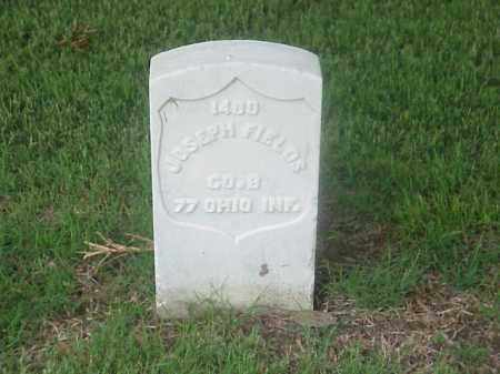 FIELDS (VETERAN UNION), JOSEPH - Pulaski County, Arkansas | JOSEPH FIELDS (VETERAN UNION) - Arkansas Gravestone Photos