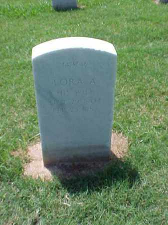 FIERCE, LORA A - Pulaski County, Arkansas   LORA A FIERCE - Arkansas Gravestone Photos