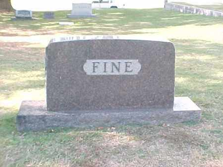 FINE FAMILY STONE,  - Pulaski County, Arkansas |  FINE FAMILY STONE - Arkansas Gravestone Photos