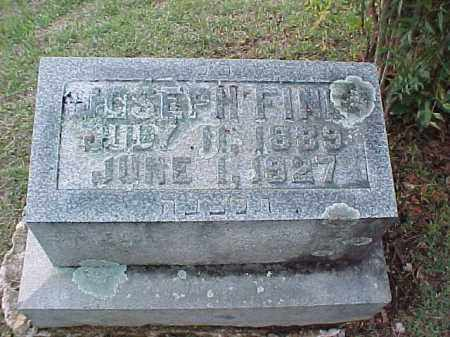 FINE, JOSEPH - Pulaski County, Arkansas | JOSEPH FINE - Arkansas Gravestone Photos