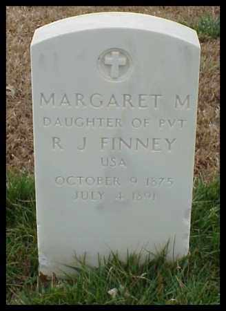 FINNEY, MARGARET M - Pulaski County, Arkansas | MARGARET M FINNEY - Arkansas Gravestone Photos