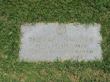 FINNIGAN (VETERAN 3 WARS), THOMAS J - Pulaski County, Arkansas | THOMAS J FINNIGAN (VETERAN 3 WARS) - Arkansas Gravestone Photos