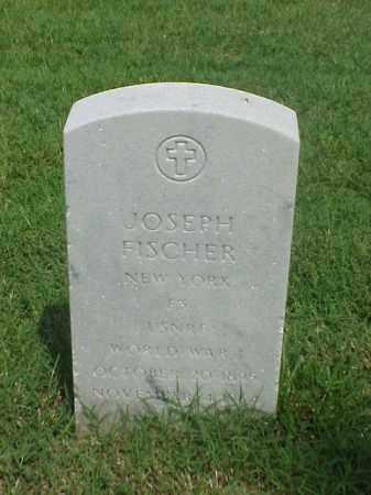 FISCHER (VETERAN WWI), JOSEPH - Pulaski County, Arkansas | JOSEPH FISCHER (VETERAN WWI) - Arkansas Gravestone Photos