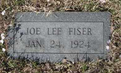 FISER, JOE LEE - Pulaski County, Arkansas | JOE LEE FISER - Arkansas Gravestone Photos