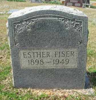 FISER, MABEL ESTHER - Pulaski County, Arkansas | MABEL ESTHER FISER - Arkansas Gravestone Photos