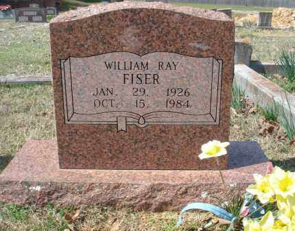 FISER, WILLIAM RAY - Pulaski County, Arkansas | WILLIAM RAY FISER - Arkansas Gravestone Photos