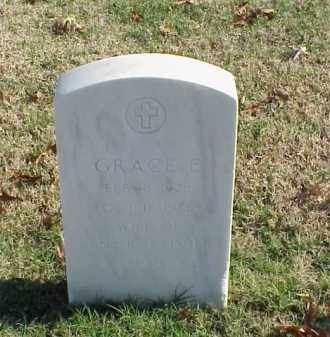 FISHER, GRACE E. - Pulaski County, Arkansas | GRACE E. FISHER - Arkansas Gravestone Photos