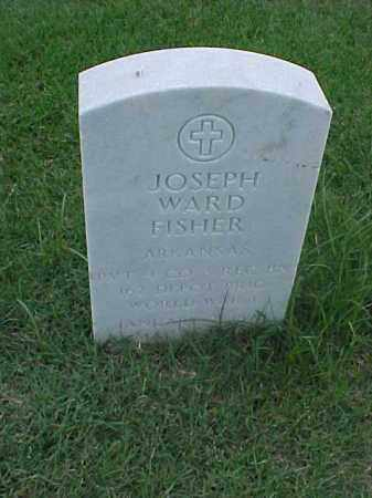 FISHER (VETERAN WWI), JOSEPH WARD - Pulaski County, Arkansas | JOSEPH WARD FISHER (VETERAN WWI) - Arkansas Gravestone Photos