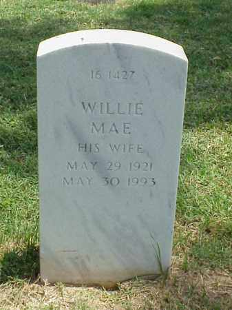 FISHER, WILLIE MAE - Pulaski County, Arkansas | WILLIE MAE FISHER - Arkansas Gravestone Photos
