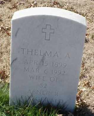 FITZGERALD, THELMA A. - Pulaski County, Arkansas | THELMA A. FITZGERALD - Arkansas Gravestone Photos