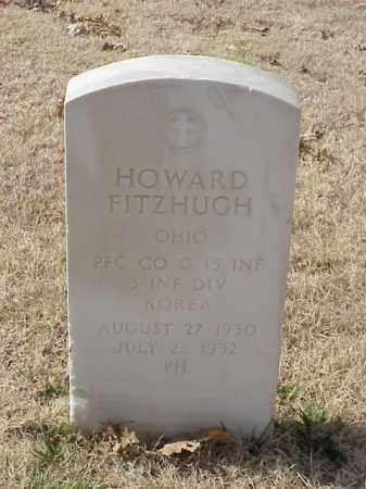 FITZHUGH (VETERAN KOR), HOWARD - Pulaski County, Arkansas | HOWARD FITZHUGH (VETERAN KOR) - Arkansas Gravestone Photos